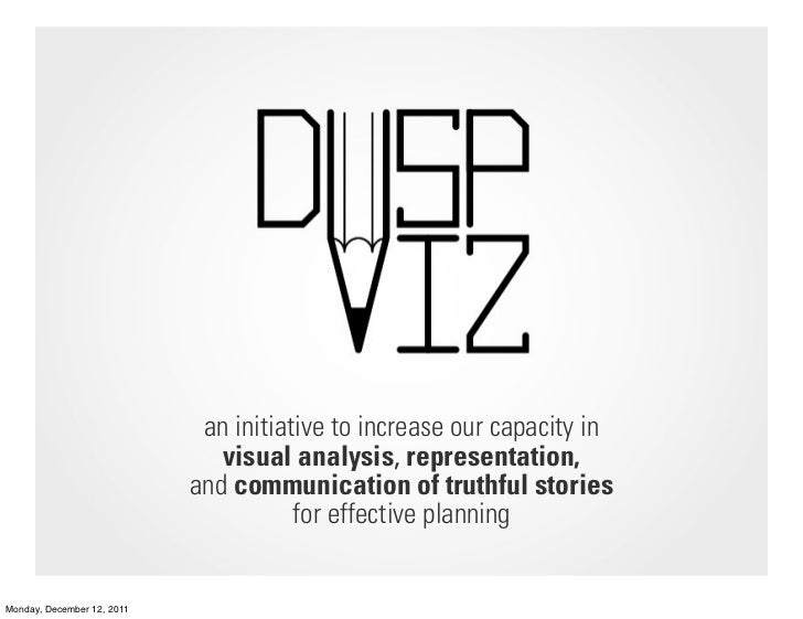 an initiative to increase our capacity in                               visual analysis, representation,                  ...