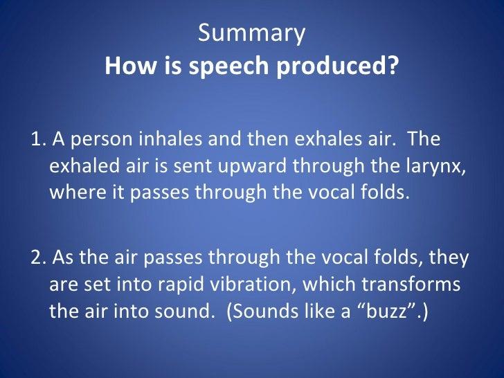 Csd 210 anatomy & physiology of the speech mechanism ii