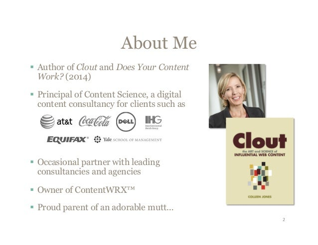 Does Your Content Work for People? Essentials for Evaluating Your Client's Content Slide 2
