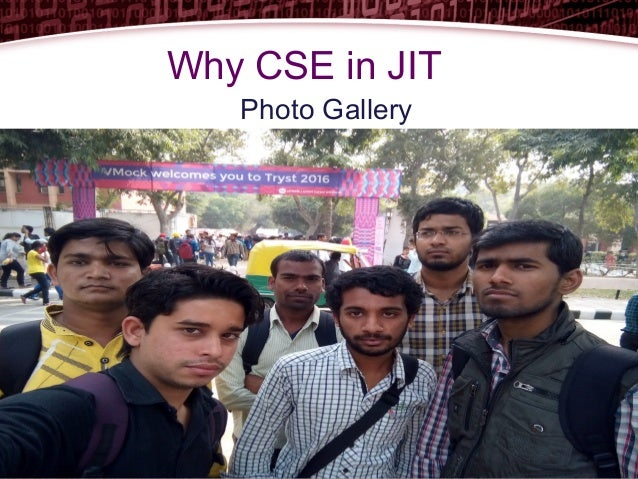 Marketing Of Cse Department