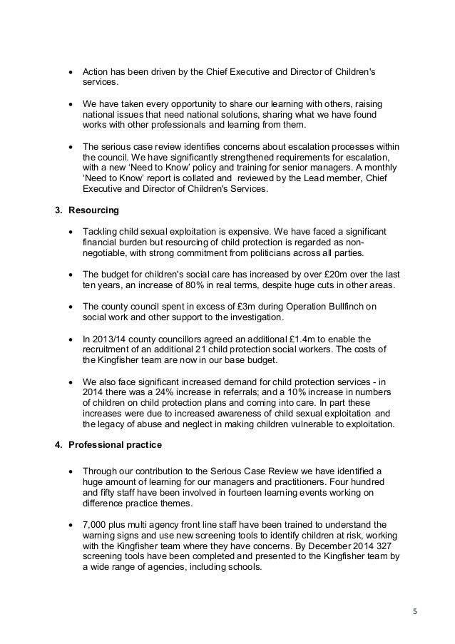 sexual exploitation of children issues in treatment The national plan to prevent the sexual abuse and exploitation of children  sexual objectification of children and the treatment of exploitation as normal.