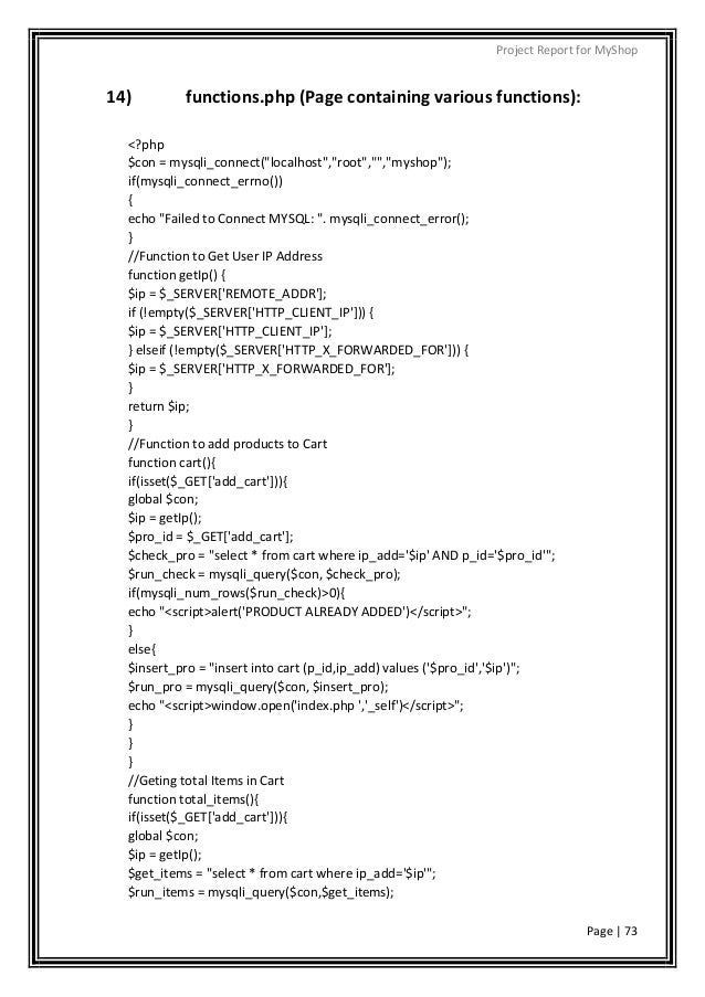 Php Functions Pdf