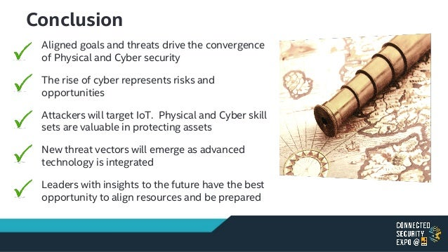 conclusion of cyber security CSE 2016 Future of Cyber Security by Matthew Rosenquist