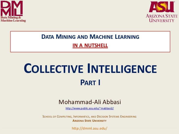 DATA MINING AND MACHINE LEARNING                                                                 IN A NUTSHELL           C...