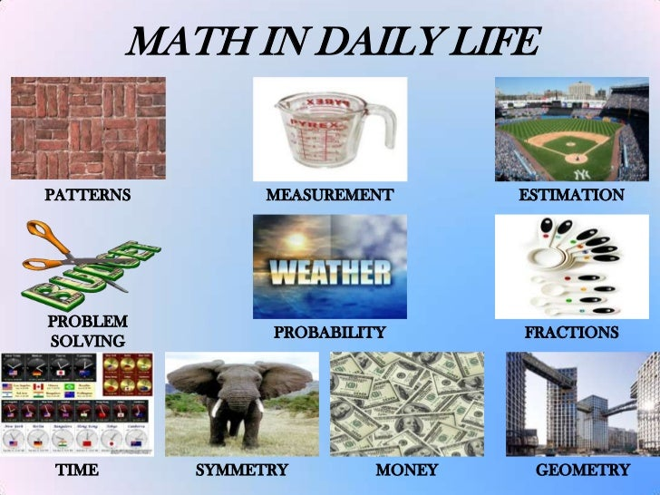 MATH IN DAILY LIFE EBOOK DOWNLOAD