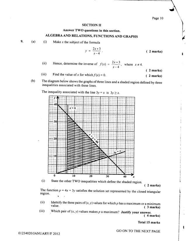 csec maths paper220102016 52 638?cb=1485714273 csec maths paper2_2010 2016  at suagrazia.org