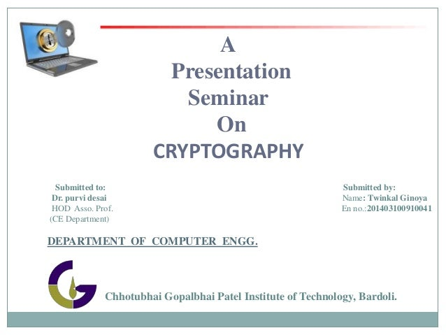 Cryptography and network security chapter 1 ppt download.