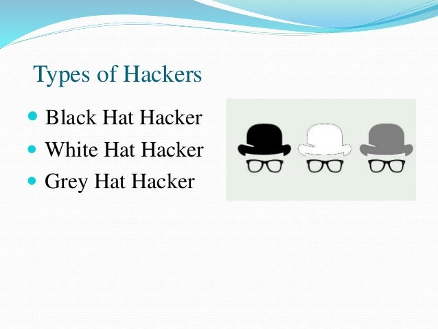 Presentation on Ethical Hacking ppt