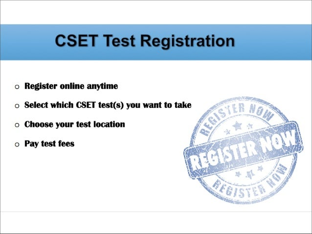 CSET Multiple Subjects - Online Prep