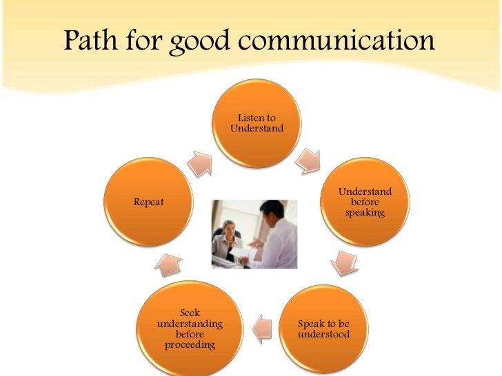 Effective Communication Skills Ppt Awesome Design