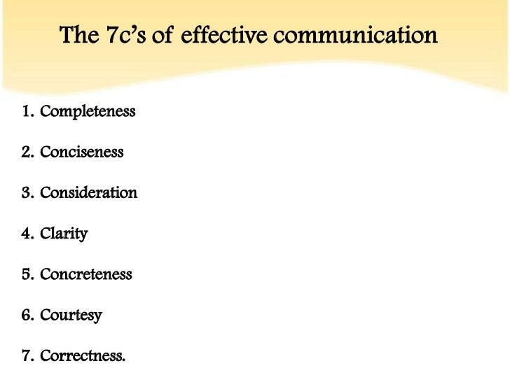 Amazing Effective Communication Skills Ppt Nice Ideas