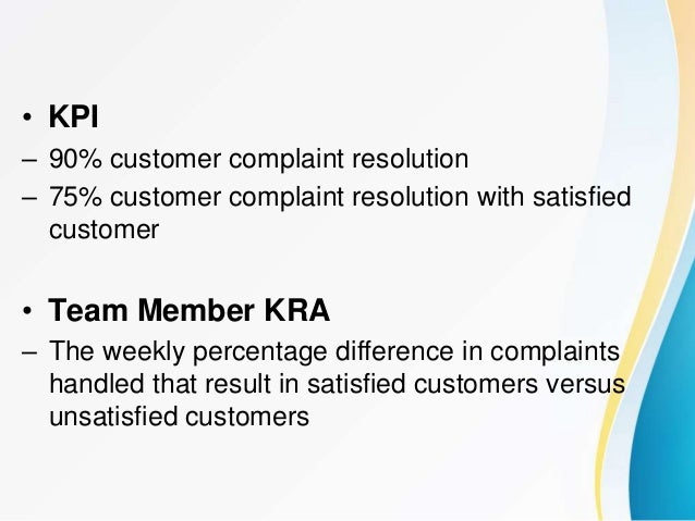 What is kra and kpi.