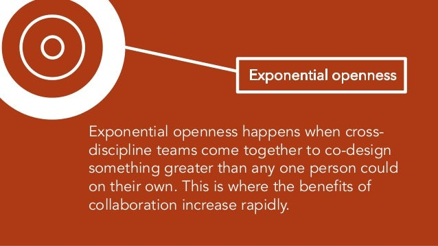 3 ways to encourage... 1) Pair up when possible 2) Map critical moments for collaboration 3) Design meetings differently @...