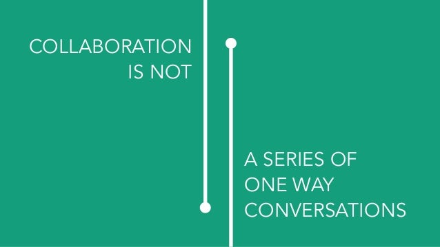 Better Together: Content Strategy and Design #CSFORUM16