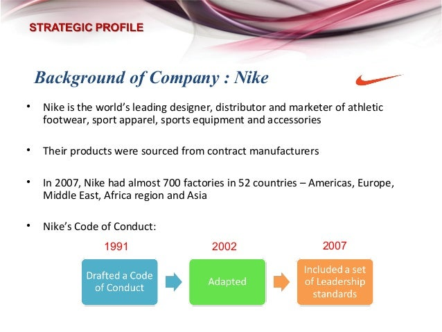 nike unethical business practices Nike protests reuters reuters it wasn't that long ago that nike was being shamed  in public for its labor practices to the point where it badly.