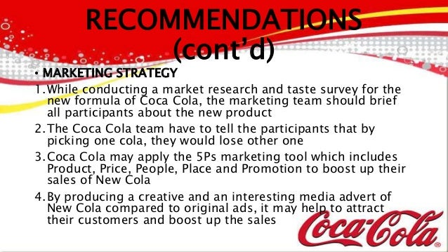 a research on the strategic management of coca cola company Take a look at how coca cola manages its human capital the innovative human resource management strategy of coca cola in a detailed case study.