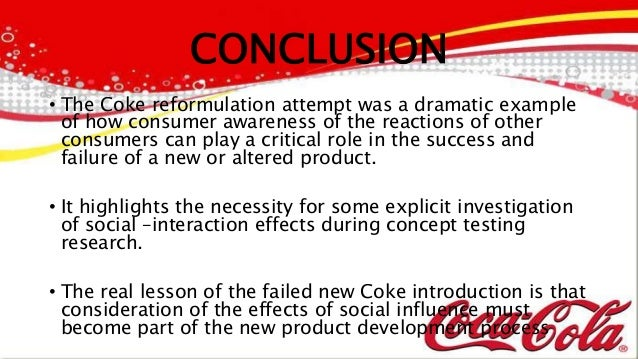 "hbr introducing new coke case Free essay: hbr: ""introducing new coke case"": discussion questions: directions: you are to write a report on the hbr coke case the report consists of 10."