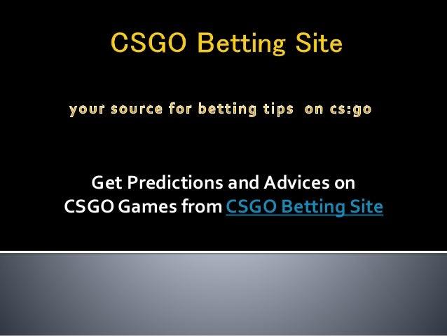 Best cs go betting predictions betting tangent