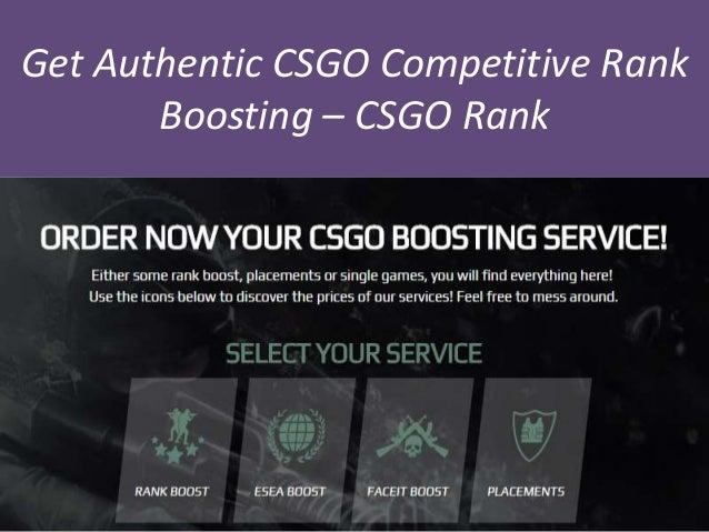 csgo competitive ranks