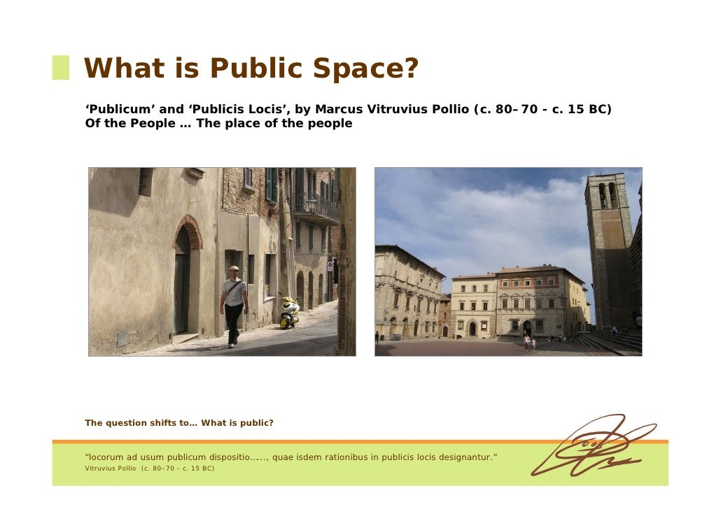 Csi sp observing urban space by maurice harteveld 25 feb for What is the difference between space and place