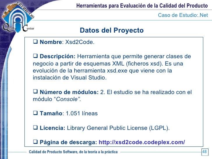 I Jornada CSI - Moisés Rodríguez (Alarcos Quality Center) - Calidad d…