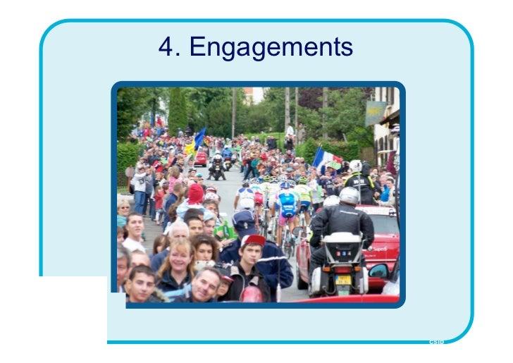 4. Engagements                 CSID