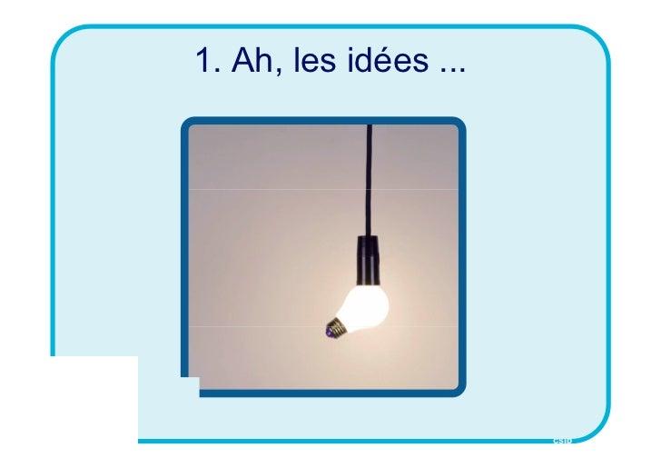 1. Ah, les idées ...                       CSID
