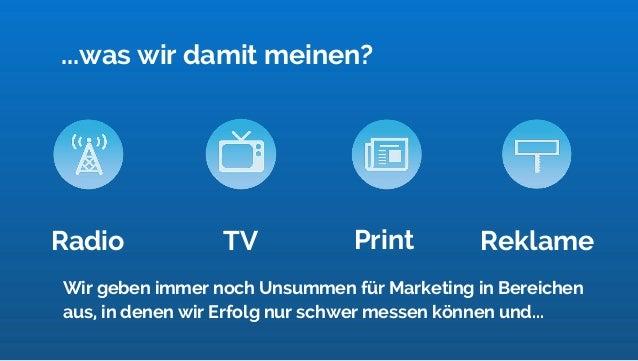 Content & Social Media Kommunikation Slide 3