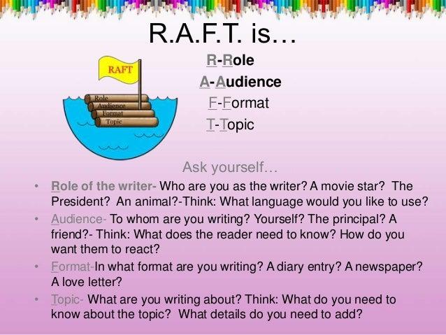 R.A.F.T.