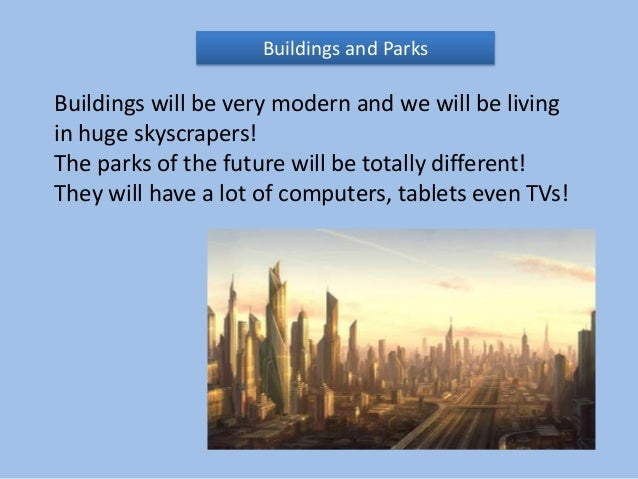 cs life in the future ppt