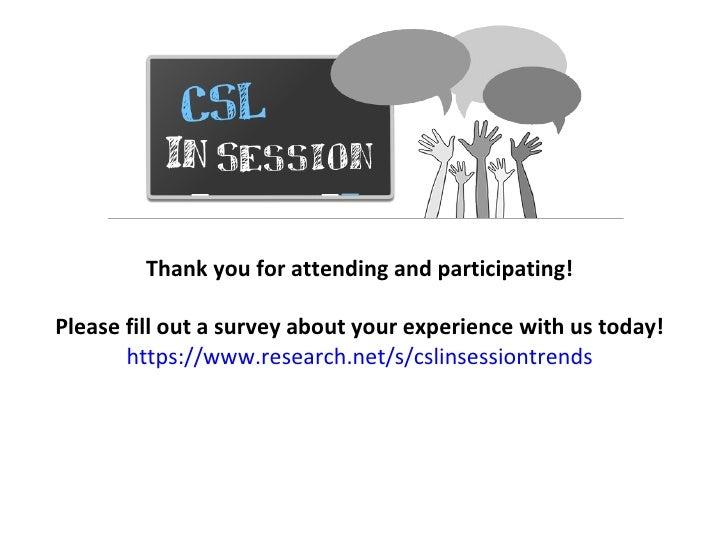 CSL In Session - Colorado Public Library Trends