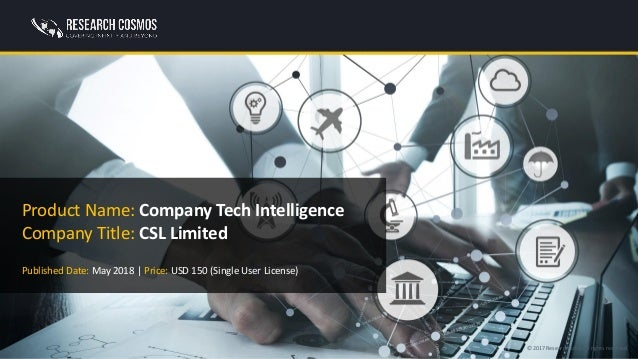 CSL Limited Company Profile | Research Cosmos