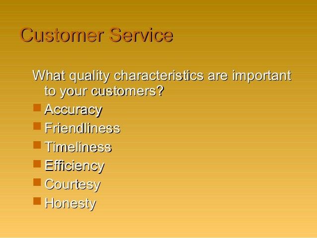 customer service management