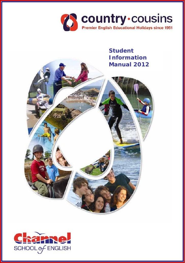StudentInformationManual 2012