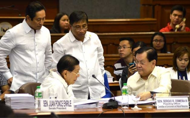 SUMMARY STATEMENT TO THE SENATE COMMITTEES ON THE       ENVIRONMENT AND HEALTH, MARCH 19, 2013                      By: Ch...