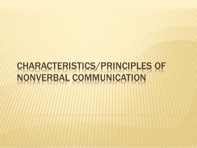 Cs non verbal communication Slide 3