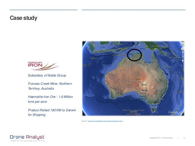 Economics Of Small Uas In A Gis Business Practice - Uas-frances