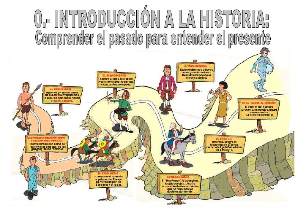 Las etapas históricas han tenido una duración muy diferente. Si se intentara concentrar la historia del ser humano en un s...