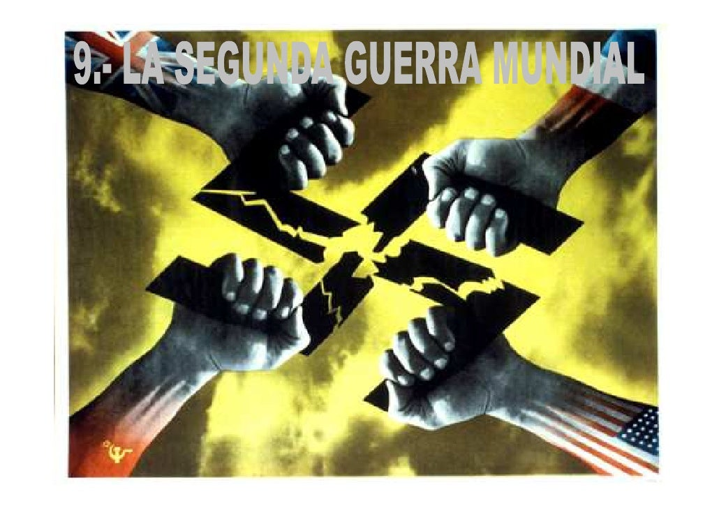 La marcha hacia la II Guerra Mundial se aceleróa por la ineficacia de la       Sociedad de Naciones ante el expansionismo ...