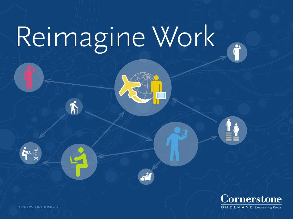 It's Time to Reimagine Work