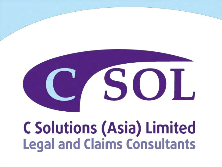 Salvage & Wreck Asia     Singapore   September 2012     Clive Reed C Solutions Limited