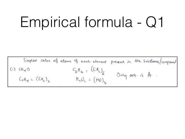 stoichiometry oxygen and empirical formula This multiple-choice test will test your understanding of stoichiometry or mass  a compound has an empirical formula is  stoichiometry chemistry quiz.