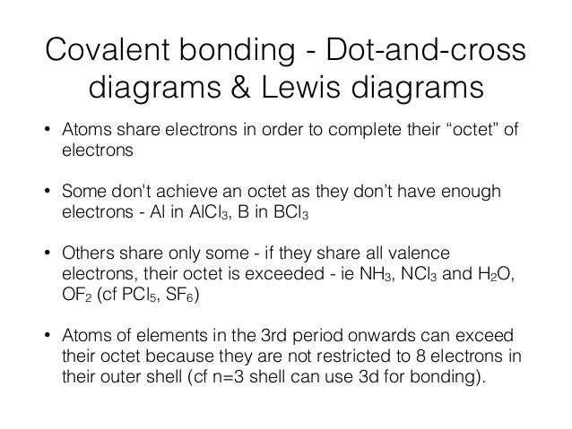 Hcl Lewis Dot: Csonn T3 Chemical Bonding