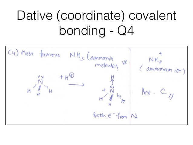 csonn t3 chemical bonding
