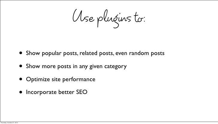 Improving Site Design and Usability slideshare - 웹