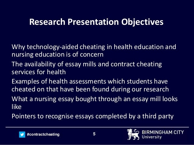 an exploration of contract cheating and academic misconduct in he  an exploration of contract cheating and academic misconduct in health education pedagogies practitioners and identities in education conference 2015