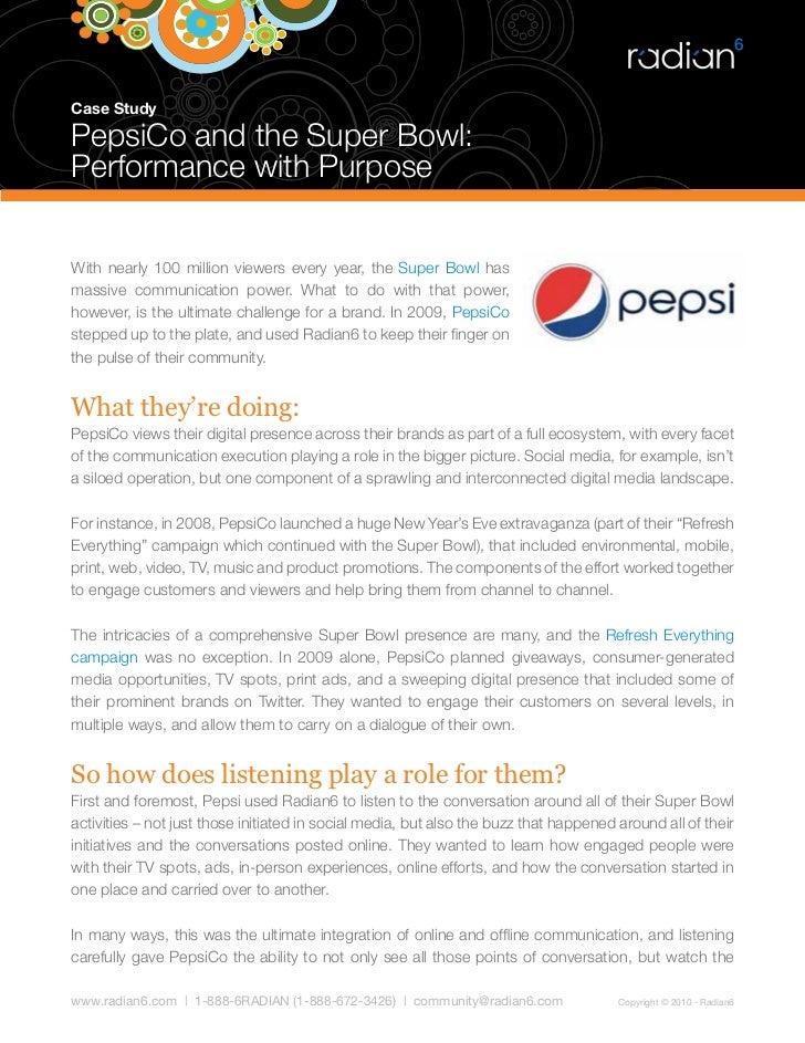 Coca-Cola Case Study Essay - Part 3