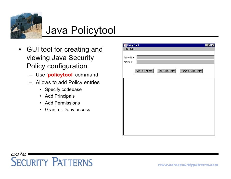 java security providerexception token has been removed