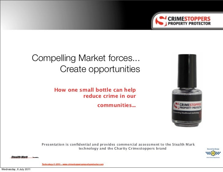Compelling Market forces...                              Create opportunities                                      How one...