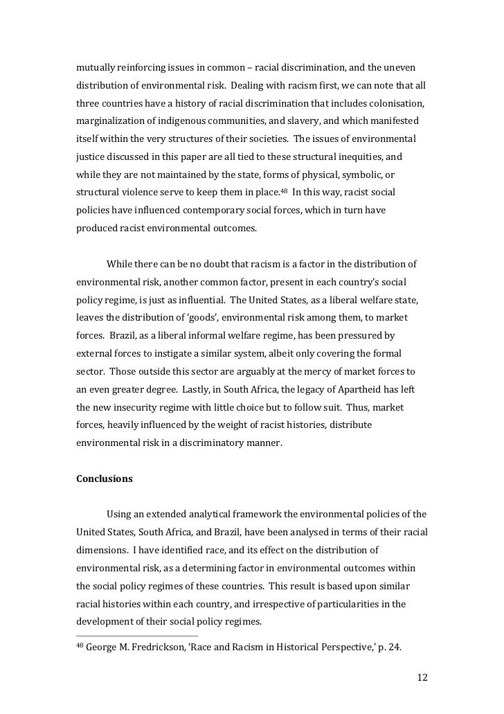 racism in united states essay Racism in america essay identity: labeling leads to racism essay essay on united states and north america anti-communism in america essay america has no culture.